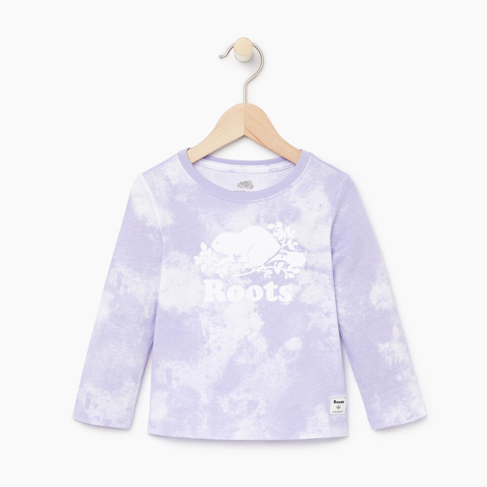Roots-undefined-T-shirt Cloud Nine pour tout-petit-undefined-A