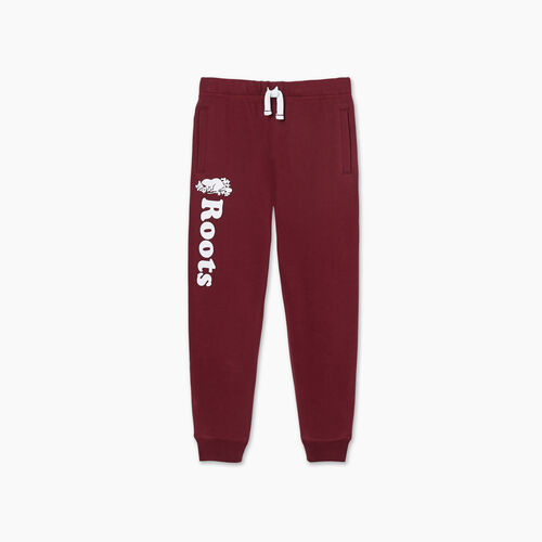 Roots-Kids Boys-Boys Remix Sweatpant-Mulberry-A