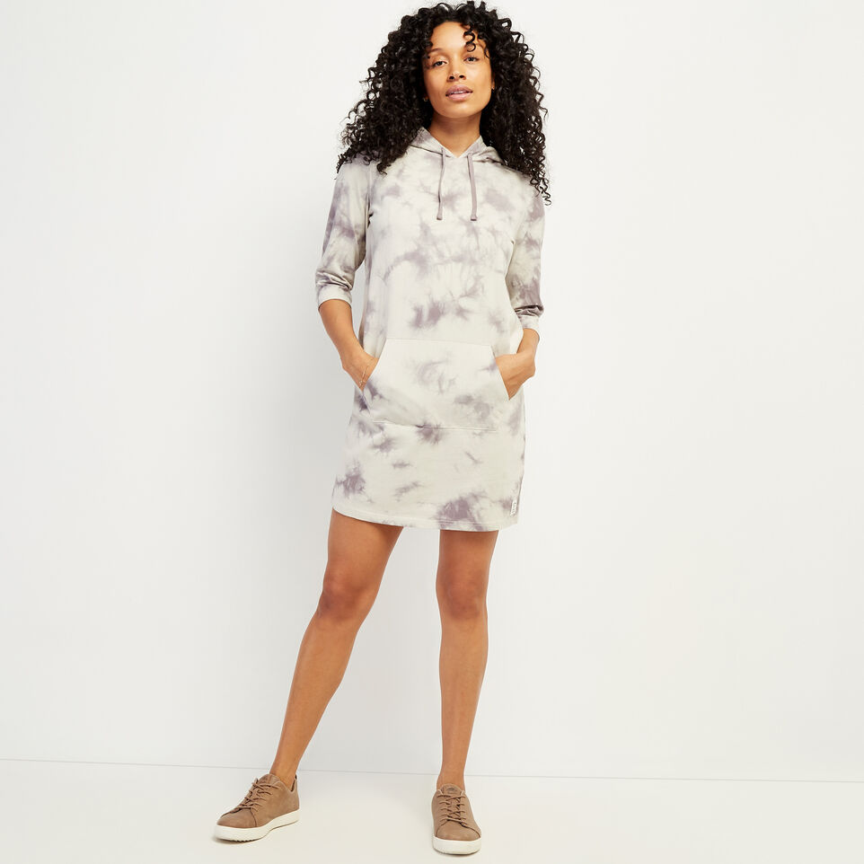 Roots-undefined-Eramosa Hooded T-shirt Dress-undefined-B