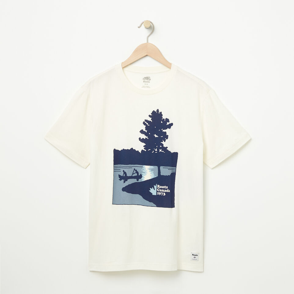 Roots-Mens Lakeside T-shirt