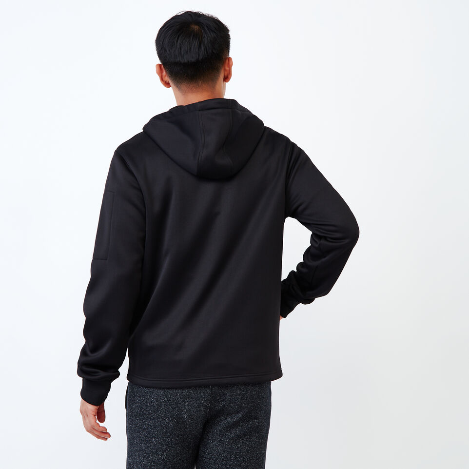 Roots-undefined-Logan Bonded Zip Hoody-undefined-D