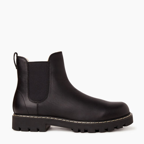 Roots-Footwear Our Favourite New Arrivals-Mens Tobermory Chelsea Boot-Black-A