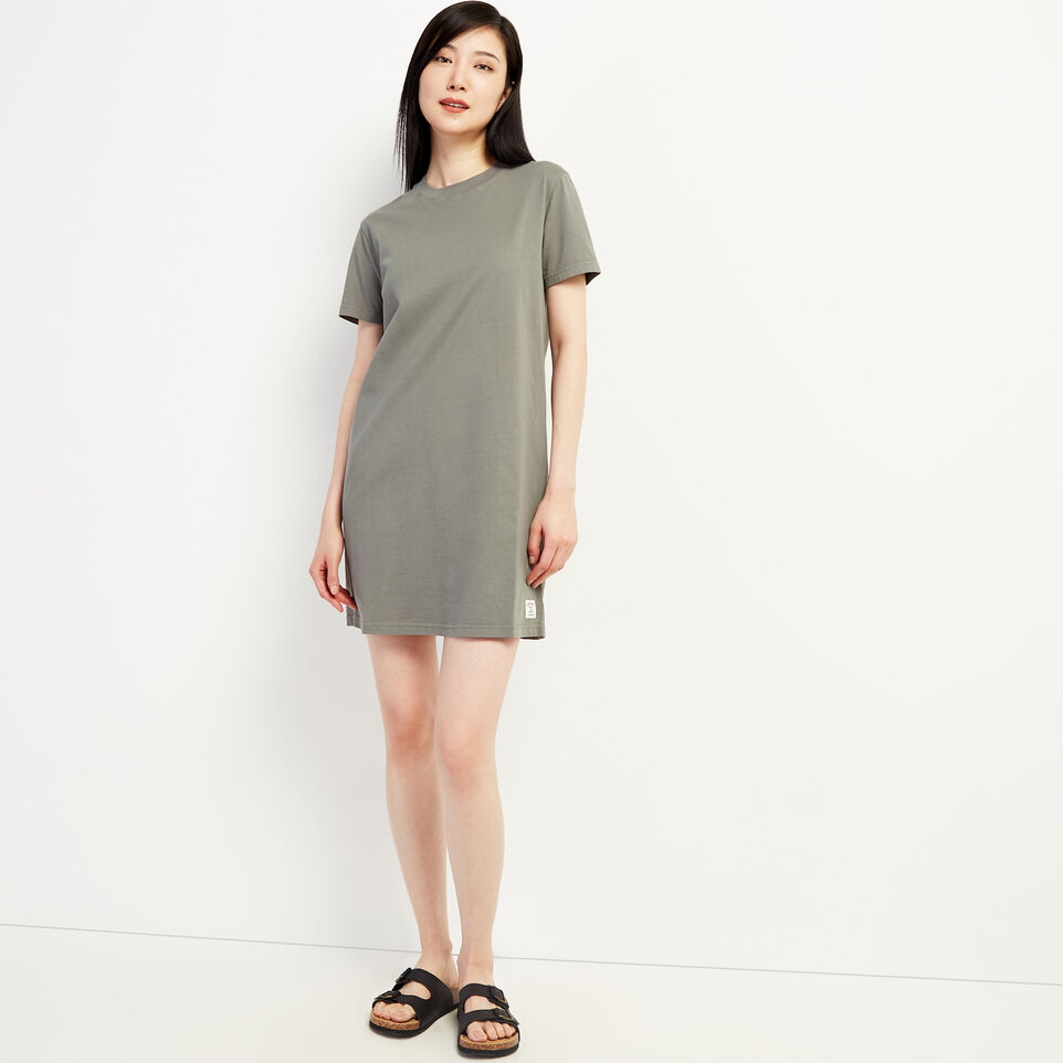 Roots-undefined-Eramosa T-shirt  Dress-undefined-A