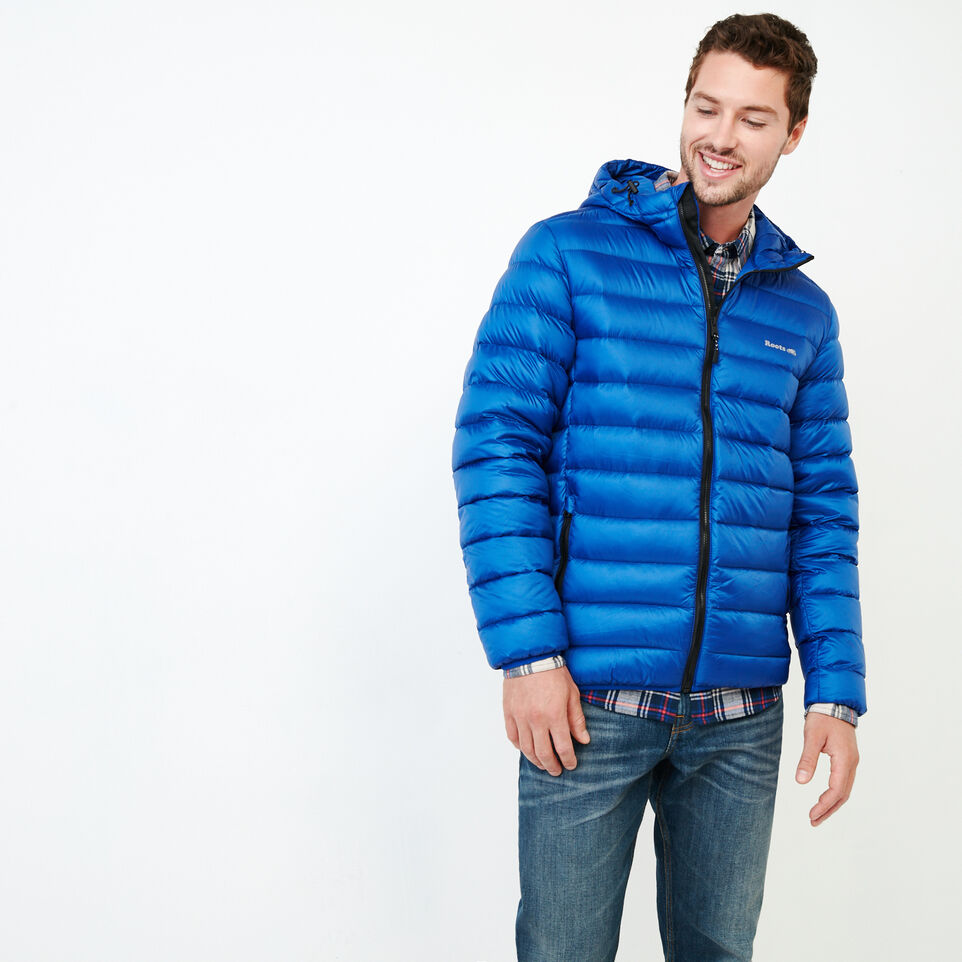 Roots-Men Our Favourite New Arrivals-Roots Packable Down Jacket-Surf The Web-A