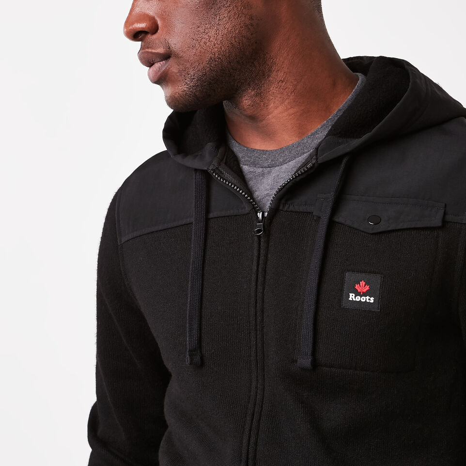Roots-undefined-Sachs Full Zip Hoody-undefined-C