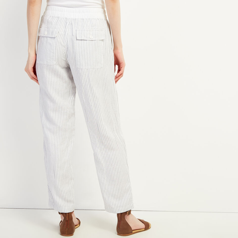 Roots-undefined-Linen Essential Pant-undefined-D