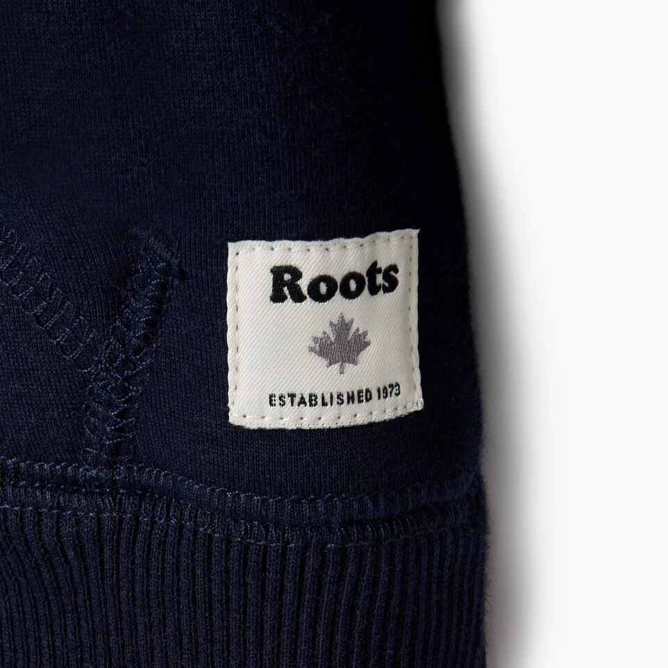 Roots-undefined-Baby Sherpa Lined Full Zip Hoody-undefined-D