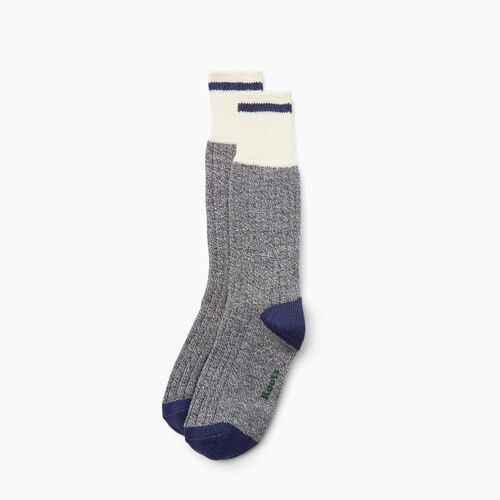 Roots-New For November The Roots Cabin Collection™-Roots Pop Cabin Sock 2 Pack-Blue Depths-A