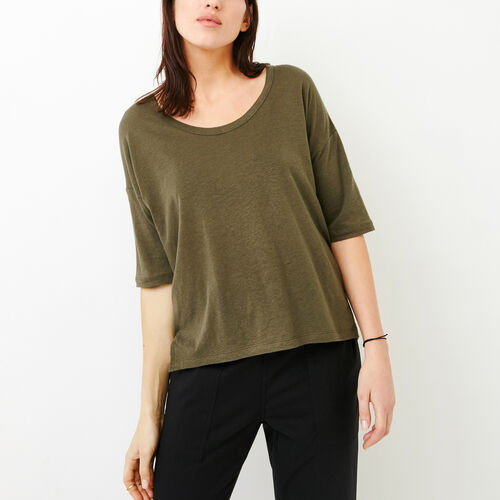Roots-Women Categories-Nicolet Top-Fatigue-A