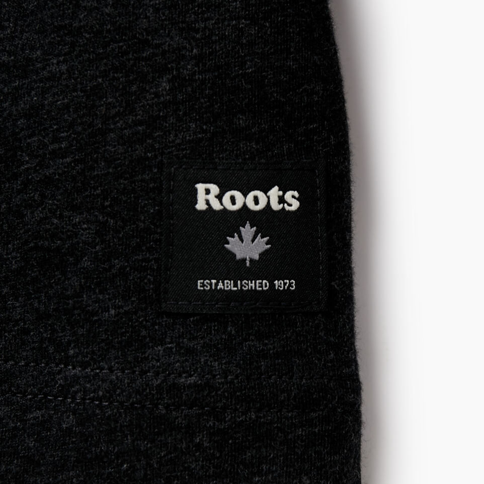 Roots-Men New Arrivals-Mens Cooper Leaf Long Sleeve T-shirt-Black Mix-C