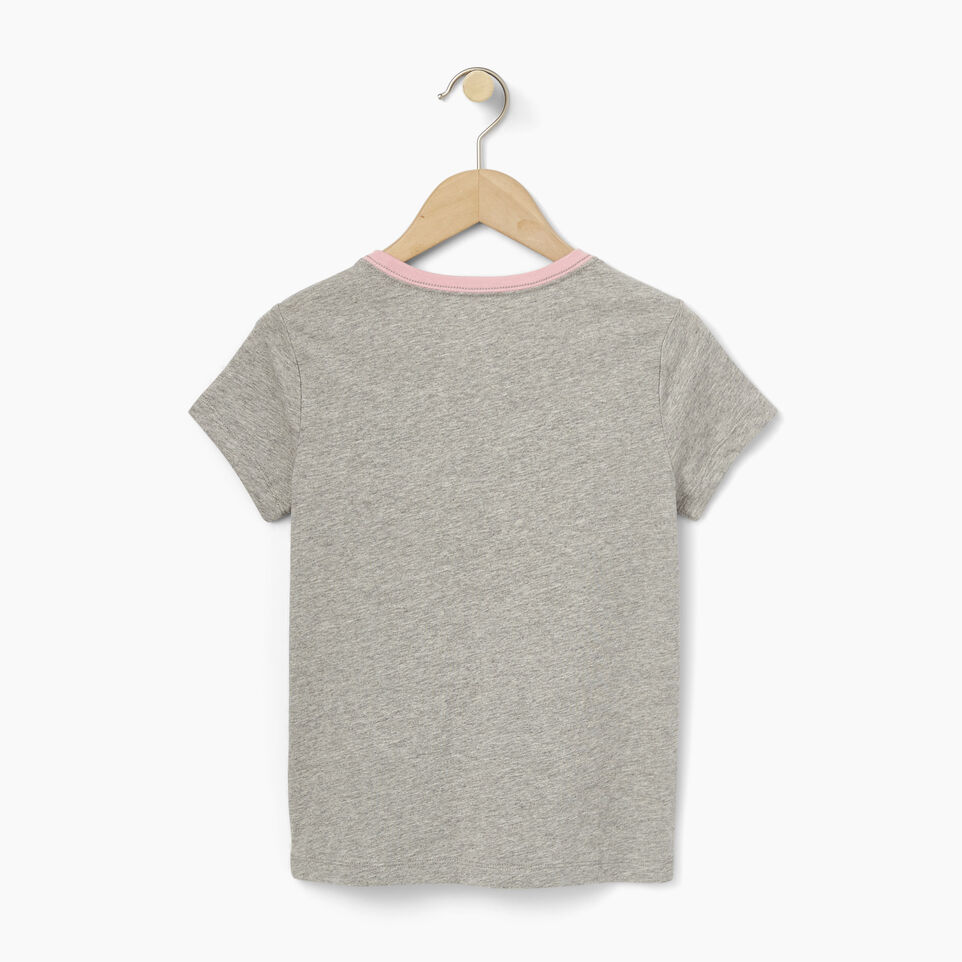 Roots-undefined-T-shirt Roots pour filles-undefined-B