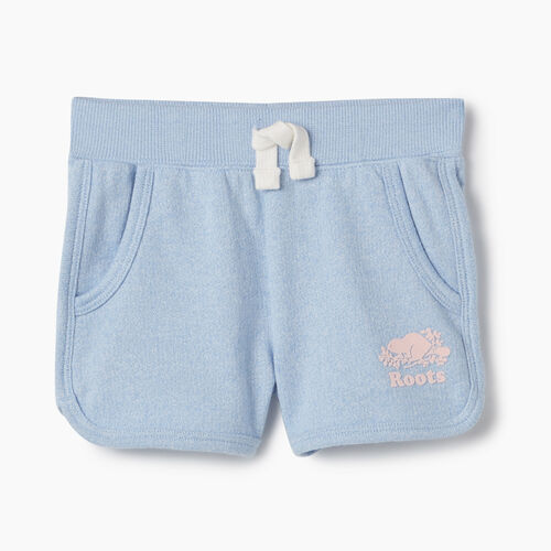 Roots-Sale Toddler-Toddler Pepper Dolphin Short-Bonita Blue Pepper-A