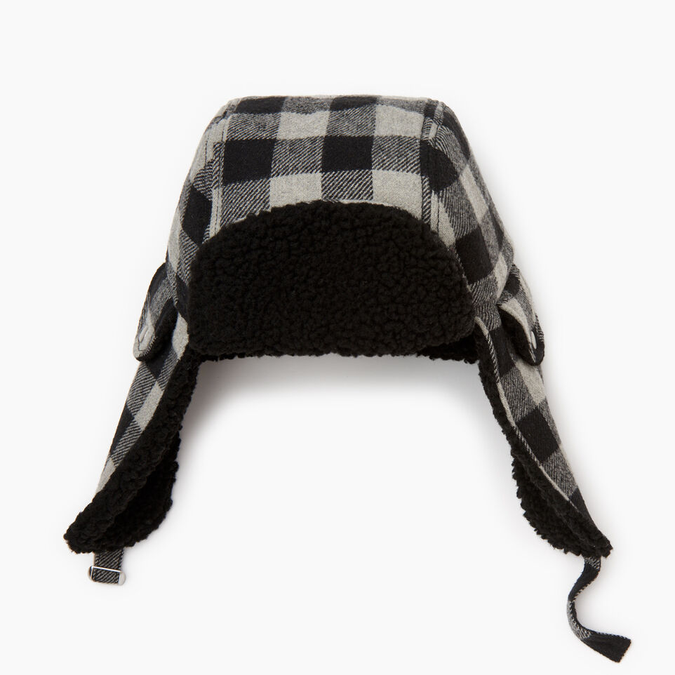 Roots-undefined-Roots Park Plaid Trapper Hat-undefined-D