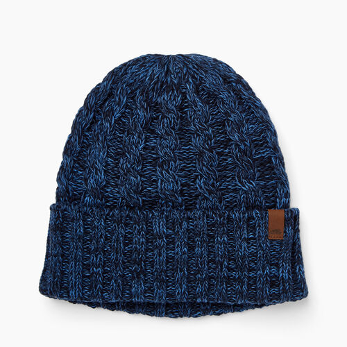 Roots-Men Accessories-Dawson Toque-Cascade Blue-A