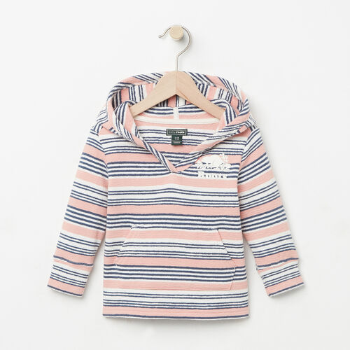 Roots-Kids Bestsellers-Baby Beachcomber Hoody-Pristine White-A