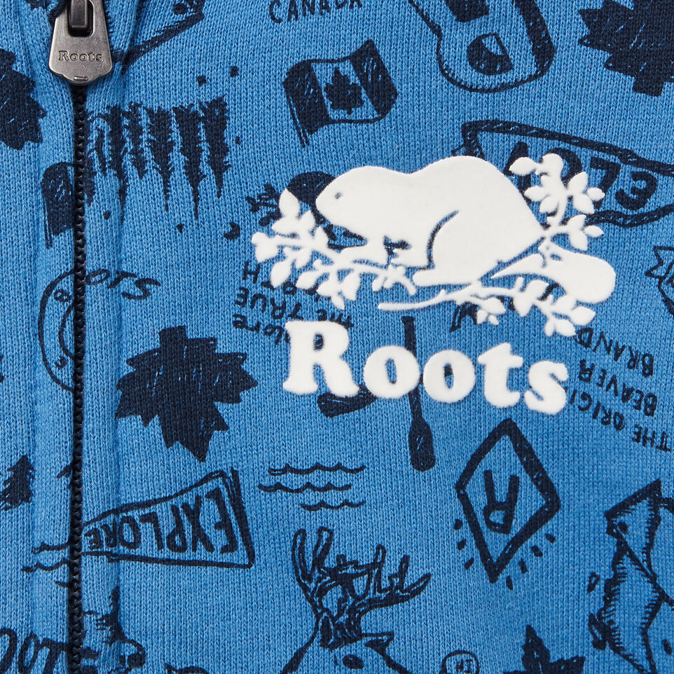Roots-undefined-Baby Camp Full Zip Hoody-undefined-C