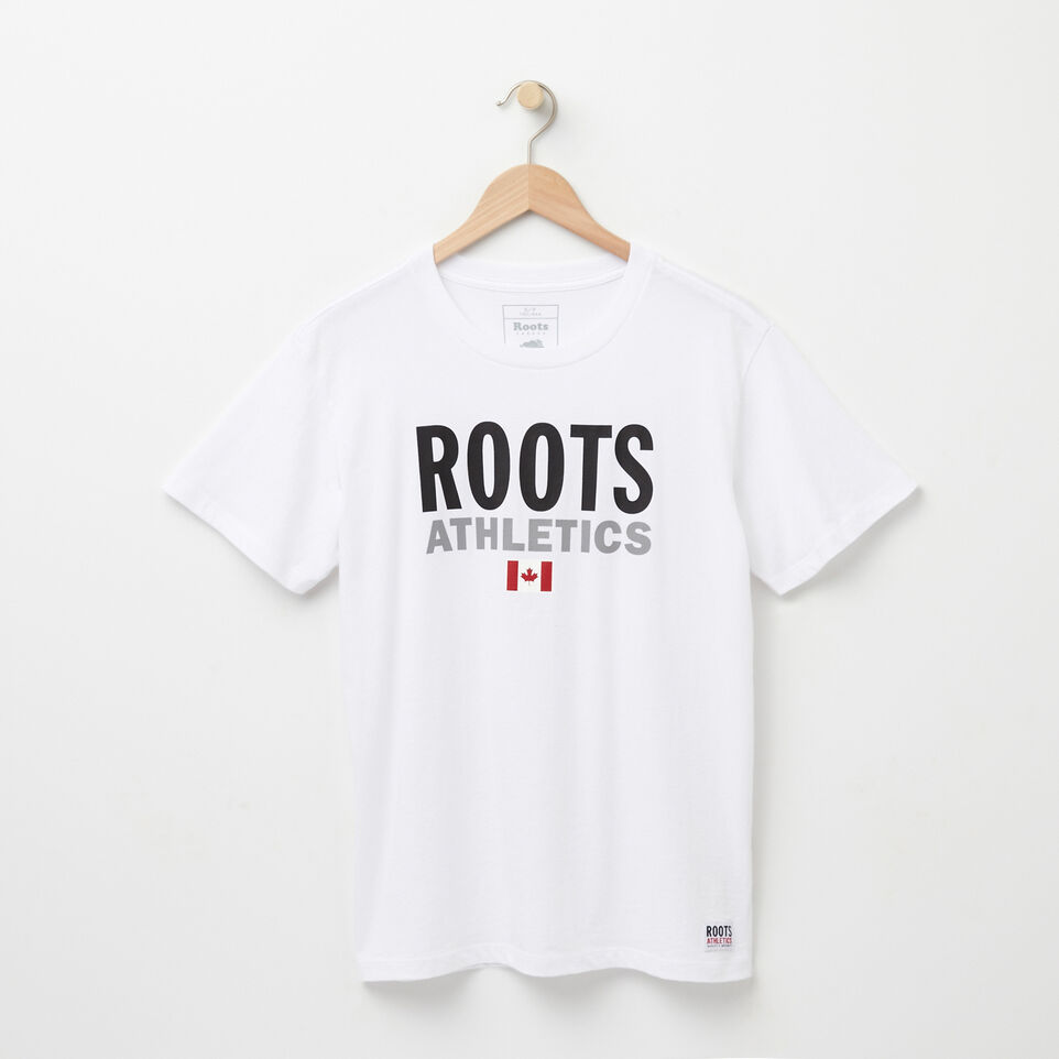 Roots-undefined-Womens Roots Re-issue T-shirt-undefined-A