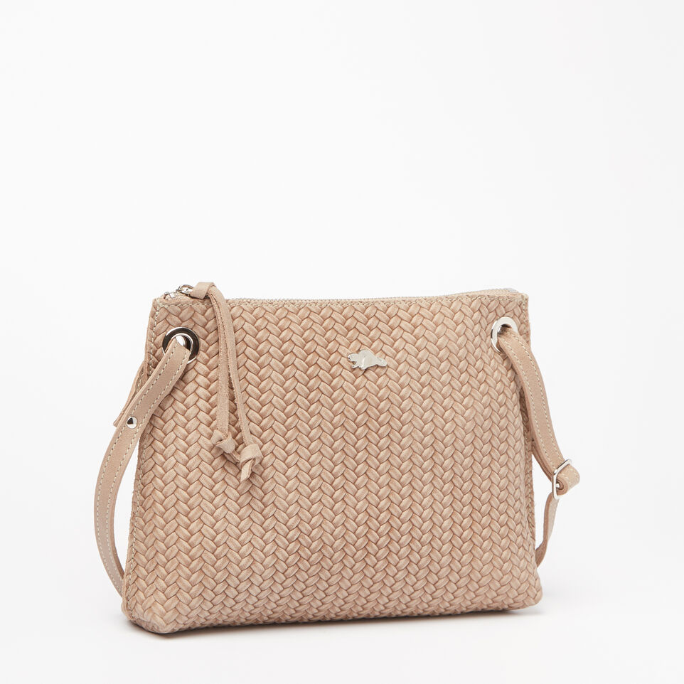 Roots-Edie Bag Woven Tribe