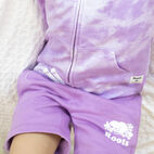 Roots-Kids New Arrivals-Girls Original Roots Short-African Violet-A
