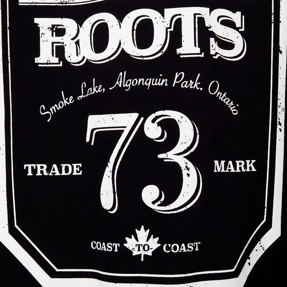 Roots-undefined-Mens Roots Label T-shirt-undefined-D