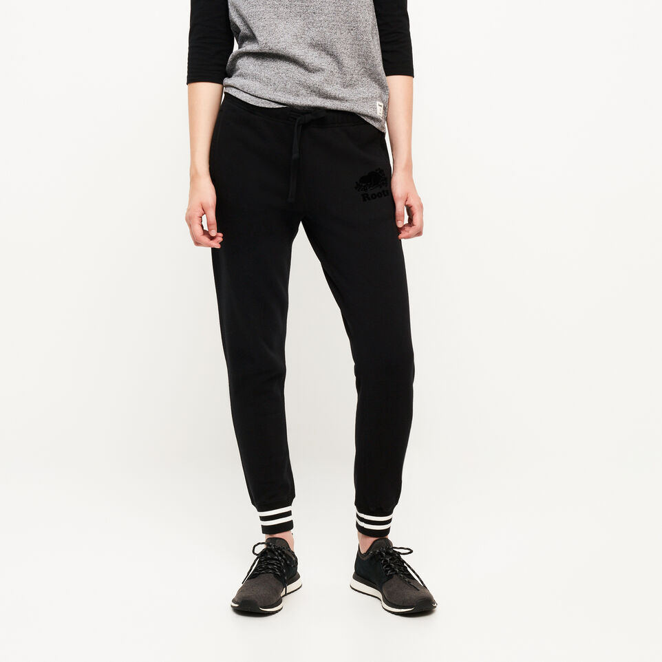 Roots-Varsity Slim Cuff Sweatpant