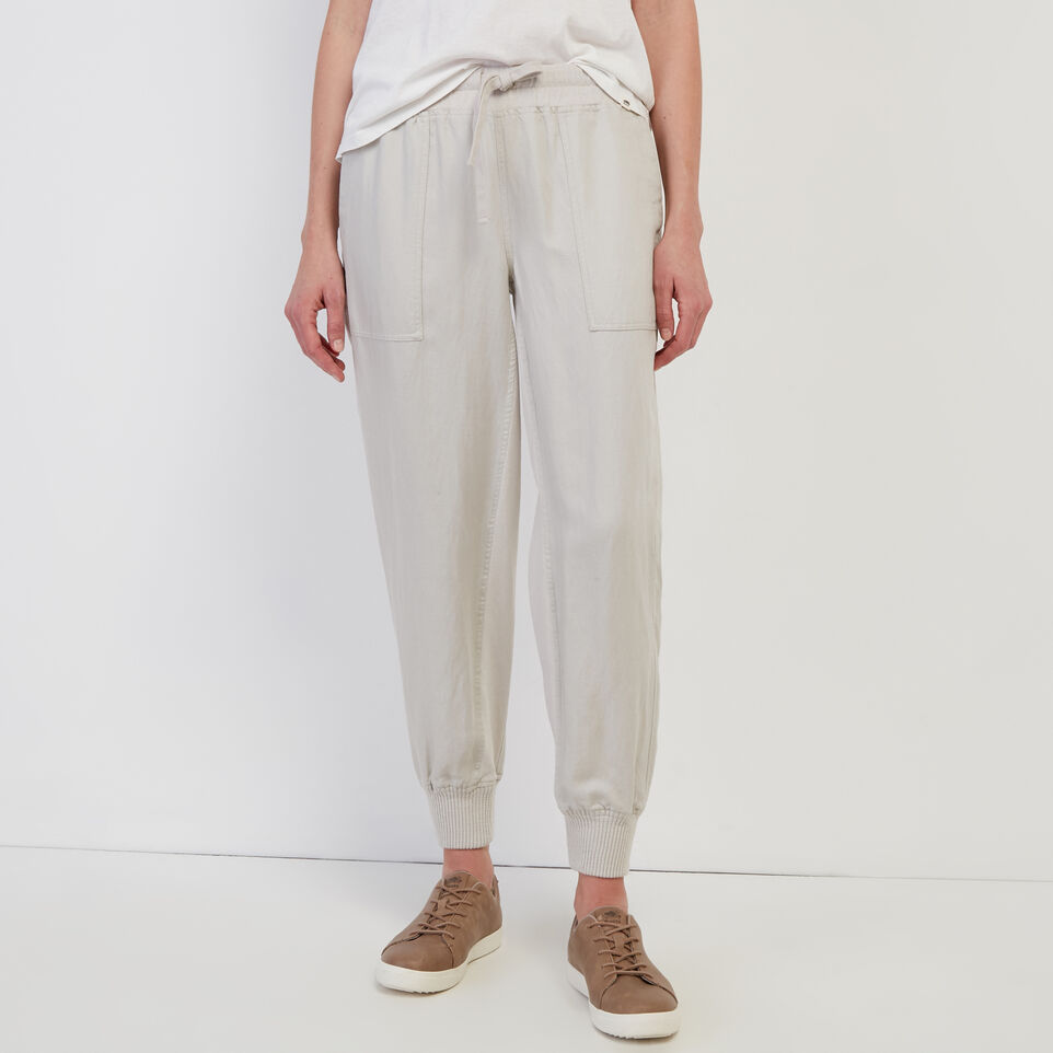 Roots-undefined-Linen Essential Jogger-undefined-A