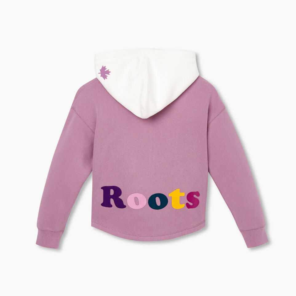 Roots-undefined-Girls Remix Full Zip Hoody-undefined-B