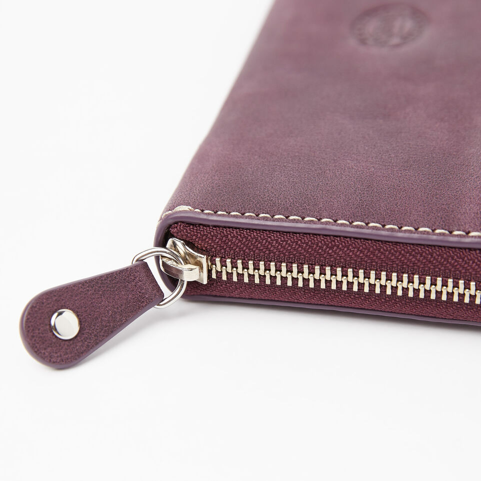 Roots-undefined-Zip Around Wallet Tribe-undefined-E