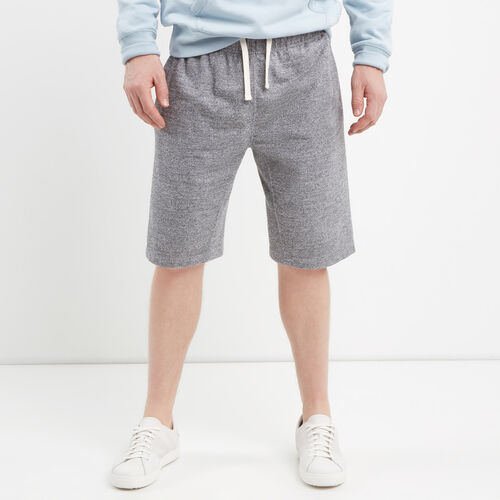 Roots-Men Shorts-Roots Salt and Pepper Basketball Sweatshort-Salt & Pepper-A