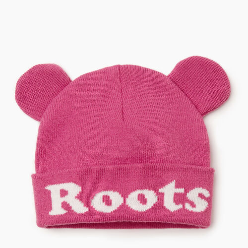 Roots-Sale Kids-Toddler Cooper Glow Toque-Phlox Pink-A
