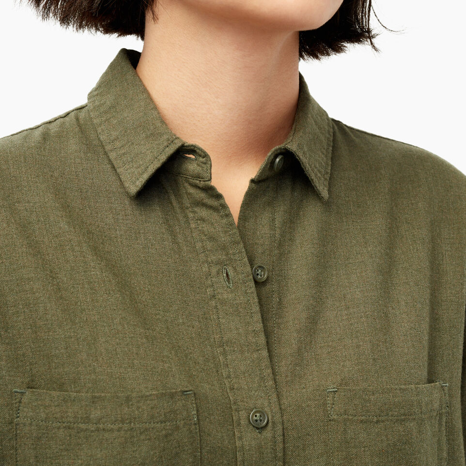 Roots-undefined-Novelty Arria Boyfriend Shirt-undefined-E
