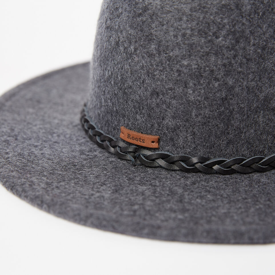 Roots-undefined-Annie Felt Fedora-undefined-D