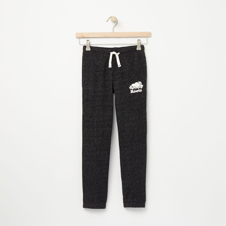 Roots-Girls Slim Sweatpant
