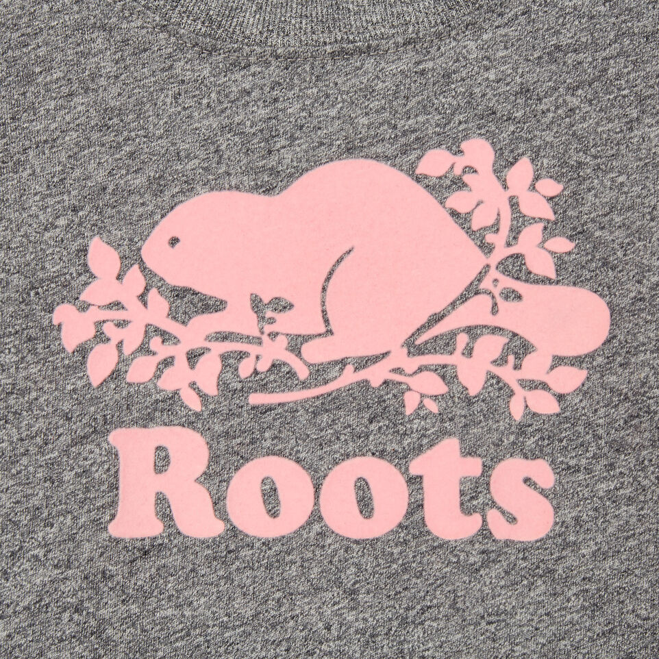Roots-undefined-Baby Original Cooper Beaver T-shirt-undefined-D