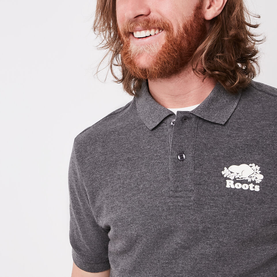 Roots-undefined-Don River Pique Polo-undefined-B