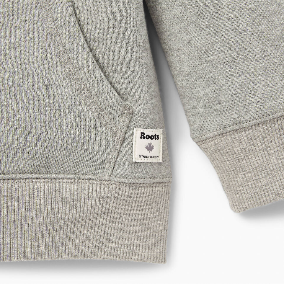 Roots-undefined-Toddler Plated Fleece Full Zip Hoody-undefined-C