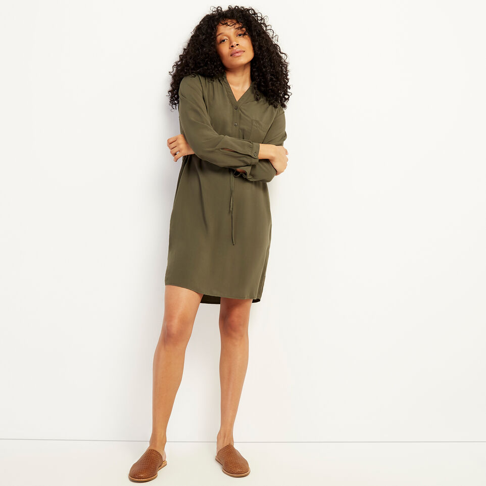 Roots-undefined-Rosetown Rayon Dress-undefined-B
