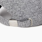 Roots-New For March Rba Collection-Heritage RBA Baseball Cap-Salt & Pepper-E