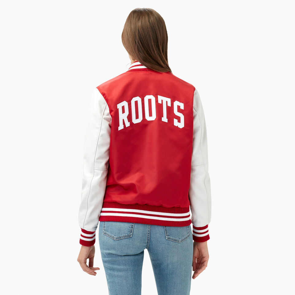 Roots-undefined-Retro Varsity Jacket-undefined-D