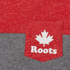 Roots-undefined-Toddler Colourblock T-Shirt-undefined-C