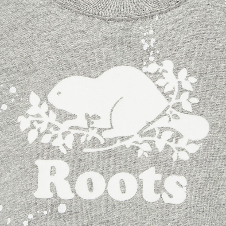 Roots-Kids Our Favourite New Arrivals-Baby Splatter Aop T-shirt-Grey Mix-D