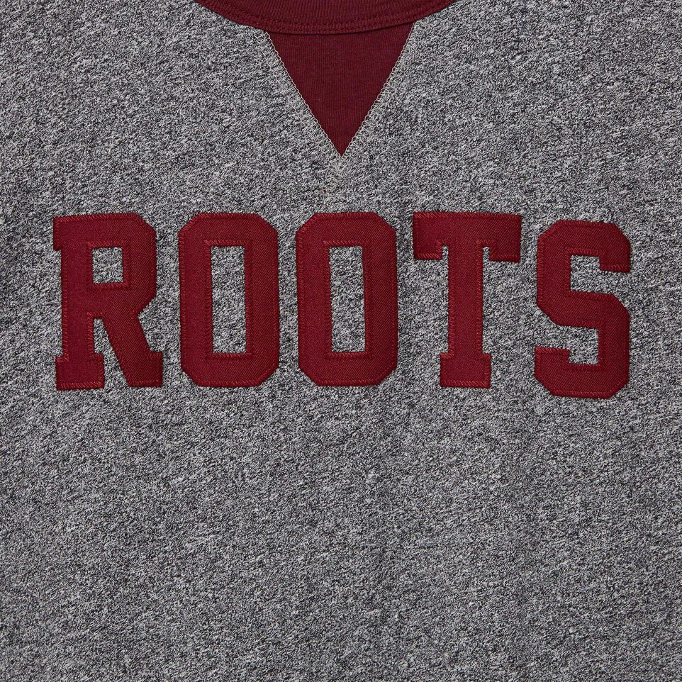Roots-undefined-Mens Varsity Roots Ringer T-shirt-undefined-D
