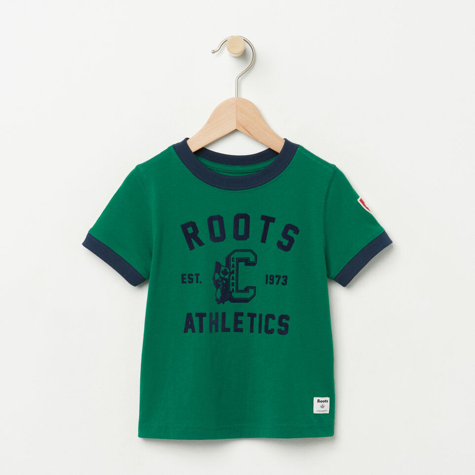 Roots-undefined-Toddler Mackenzie Ringer T-shirt-undefined-A