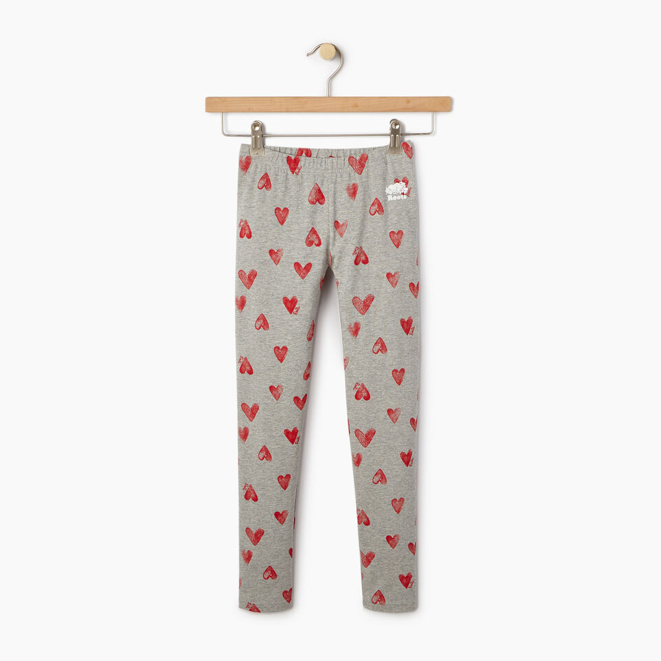 Roots-undefined-Girls Cooper Hearts Legging-undefined-A