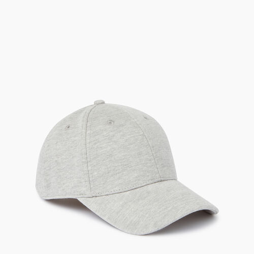 Roots-Women Accessories-Foresthill Baseball Cap-Grey Mix-A