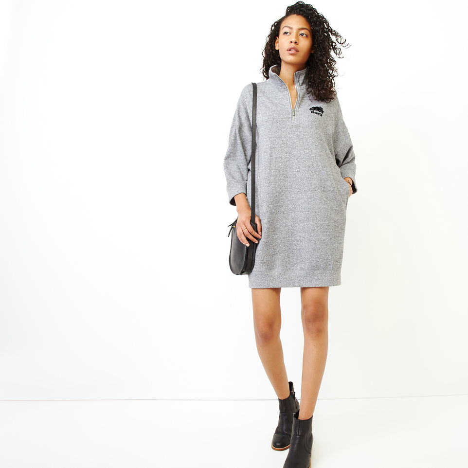 Roots-undefined-Roots Salt and Pepper Stein Dress-undefined-B