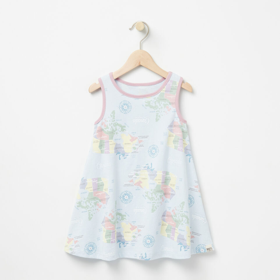 Roots-undefined-Tout-Petits Robe Camisole Côtière-undefined-A