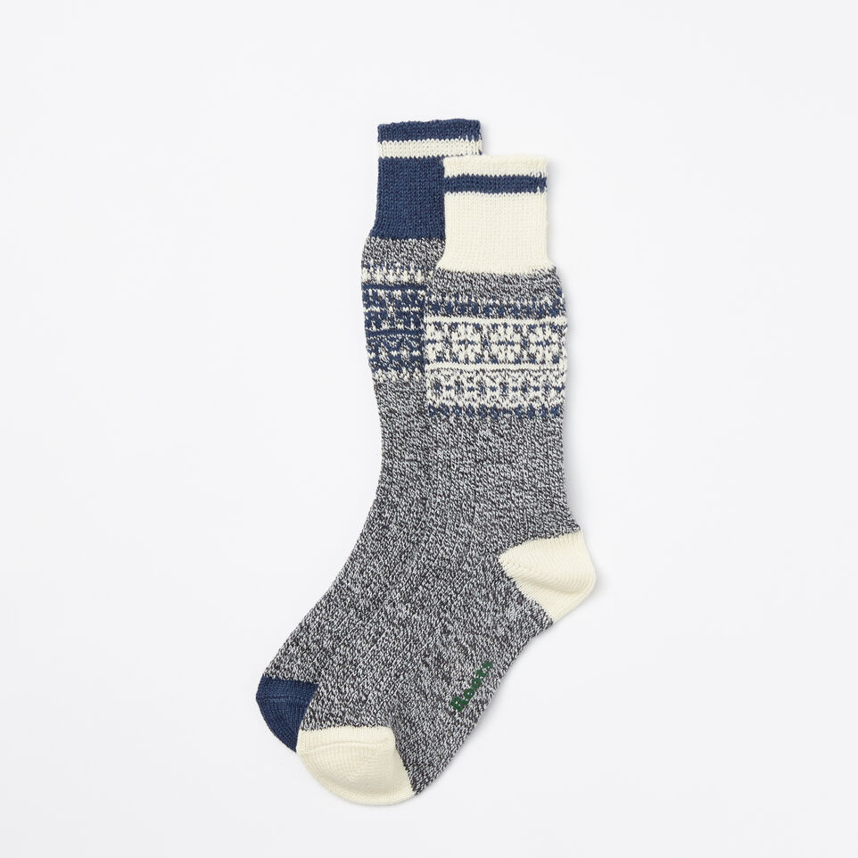 Roots-undefined-Melissa Cabin Sock 2 Pack-undefined-B