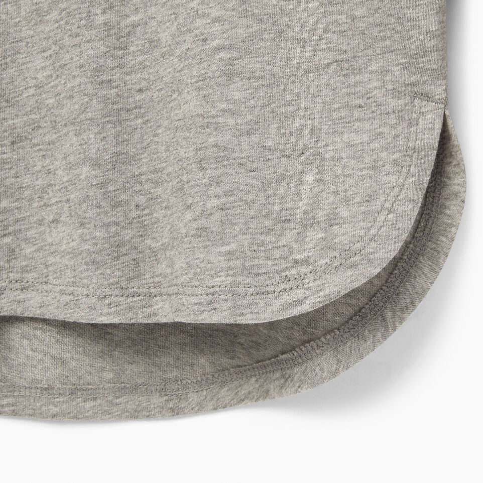 Roots-Clearance Kids-Girls Roots Classic Top-Grey Mix-C