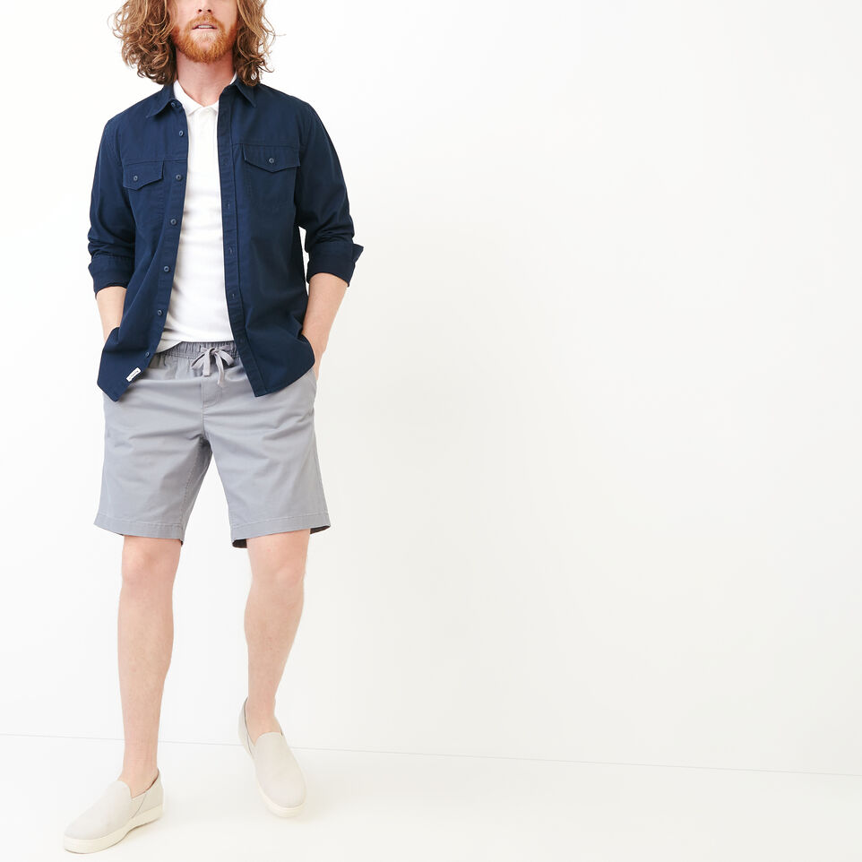 Roots-Men Our Favourite New Arrivals-Essential Short-Silverstone-B